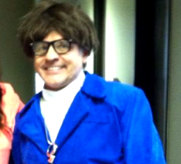 austin powers shag costume singing telegram service middle tennessee southern kentucky